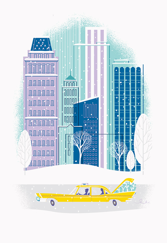 Tiffany nyc lab partners illustration